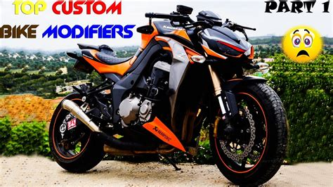 Modification Bikes In India by Top Custom Bike Modifiers In India With Details Part 1