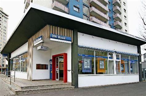 bw bank bad cannstatt öffnungszeiten bw bank filiale in rot herzlich willkommen aber nur