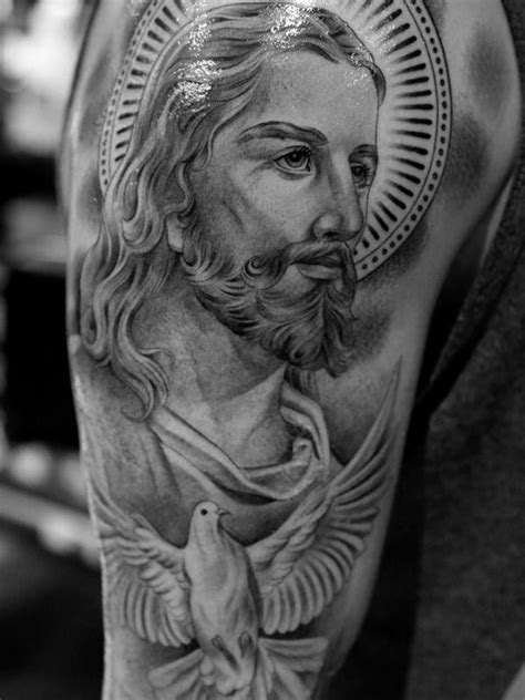 does jesus have a tattoo 50 jesus tattoos for the faith sacrifices and strength