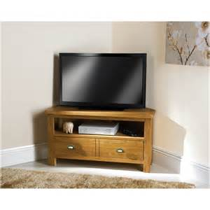 Unit Tv B Amp M Wiltshire Oak Corner Tv Unit 319227 B Amp M