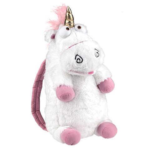 Tas Backpack Despicable Me 3 Fluffy despicable me unicorn plush backpack universal orlando