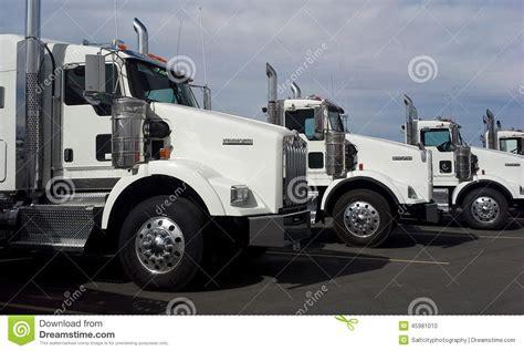 imagenes kenworth blanco camiones 2015 de kenworth t800 imagen editorial imagen