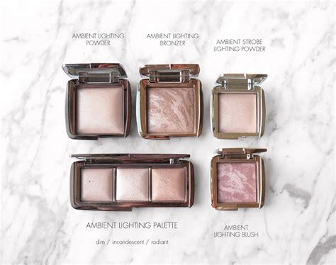 hourglass strobe lighting powder hourglass ambient strobe lighting powders the beauty