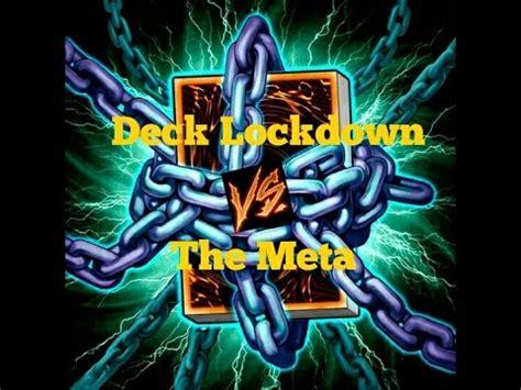 Lockdown Deck by Yugioh Tech Talk Deck Lockdown Is Amazing Vs The Meta