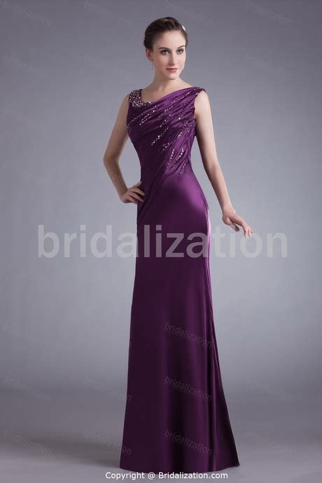 purple dresses for wedding guests