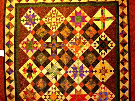 Quilt Hop by Inman Quilt Cottage Shop Hop Quilt Butterflies Sunflowers And Dachshunds