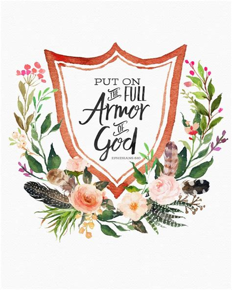 free printable wall art bible verses 25 gorgeous armor of god tattoo ideas on pinterest