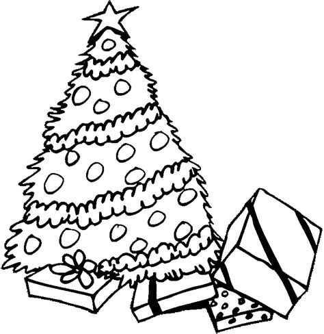 printable coloring pictures of christmas trees free printable christmas tree coloring pages for kids