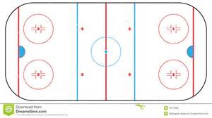 02 Arena Floor Plan hockey field royalty free stock images image 7517499