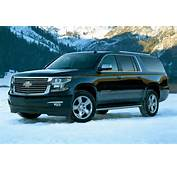 Images For This Chevrolet Suburban Have Been Provided By Edmundscom