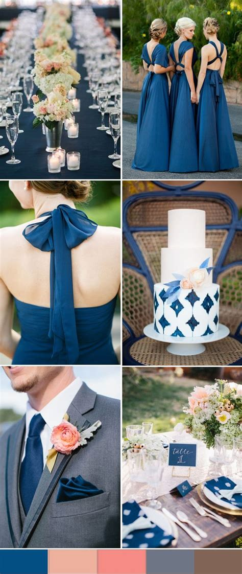wedding colour themes navy 17 images about wedding colors themes inspiration