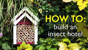 Diy how to build an insect hotel from found materials inhabitat