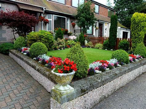 front garden july 15th 2 aberdeen gardening