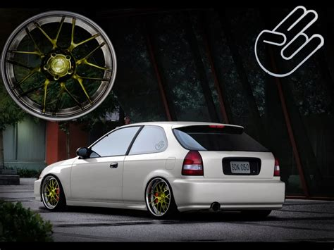 Jdm Hondas by Jdm Wallpaper Honda Civic Hb Jdm Japanese Domestic