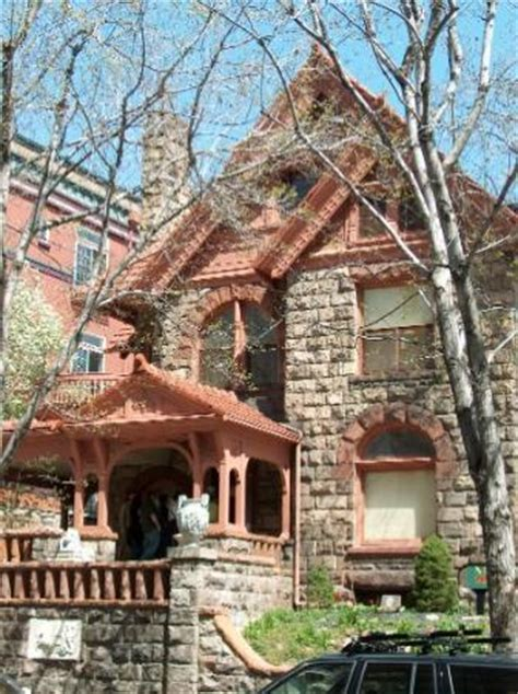 molly brown house tours outside the brown home picture of molly brown house museum denver tripadvisor