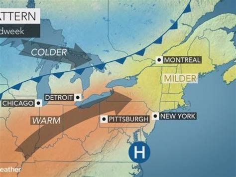 crazy warmth now for avon wintry weather likely