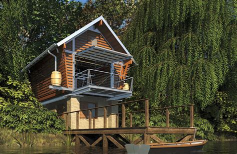 small eco houses the crib an enviresponsible shelter