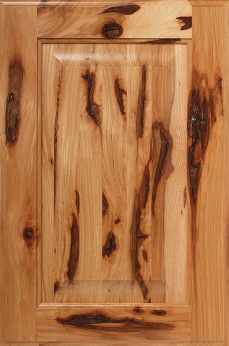 hickory cabinet doors hickory ultra rustic grade wood species description