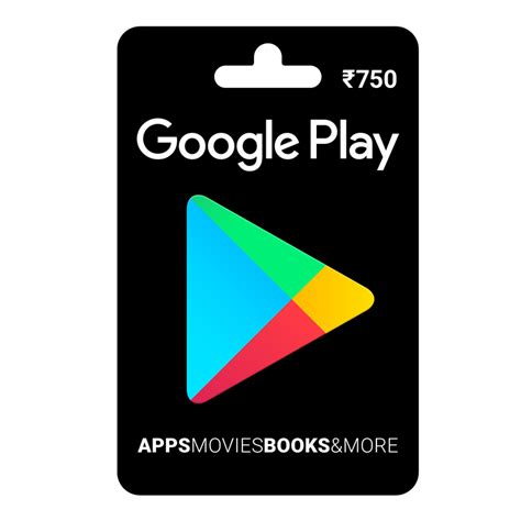 Google Play Gift Card Online Purchase - google play gift card rs 750 price in india buy google play gift card rs 750