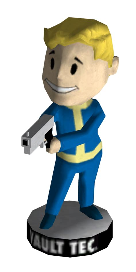 bobblehead new vegas bobblehead small guns the vault fallout wiki fallout