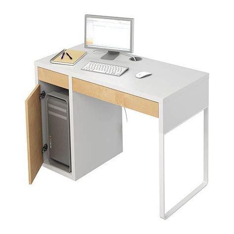 ikea micke desk black brown nội thất chất
