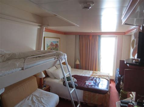 carnival miracle cruise review for cabin 7144