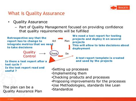 quality assurance vs quality control future of software
