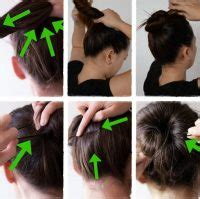 tutorial ikat rambut cepol 20 cara mengikat rambut yang simple dan cantik