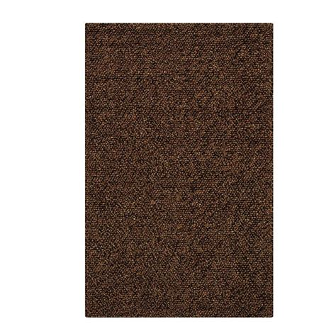 rugs home decorators collection home decorators collection jolly shag brown 4 ft x 6 ft