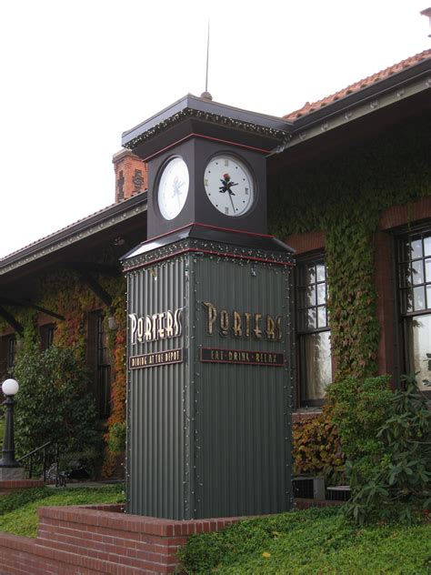 medford southern pacific railroad passenger depot