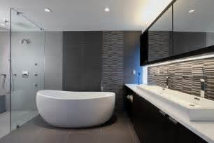 Trough Double Sink Bathroom » Home Design