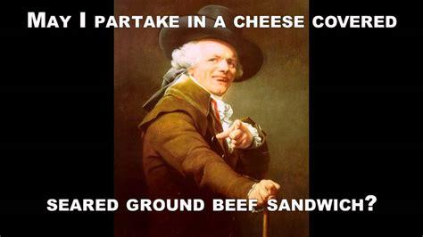 Meme Joseph Ducreux - joseph ducreux archaic memes youtube
