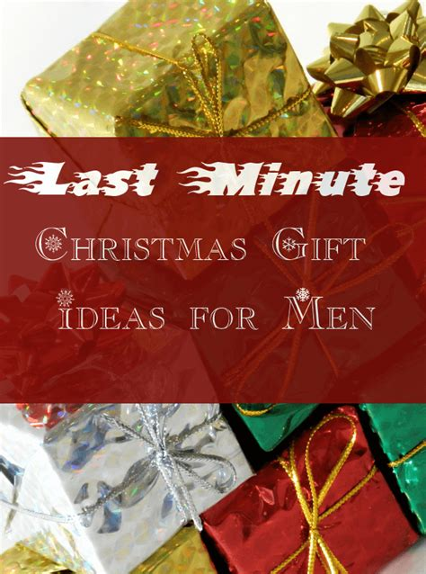 gift ideas for 10 last minute gift ideas for