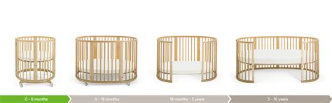 stokke mini crib stokke 174 sleepi bed the baby crib that grows with your child