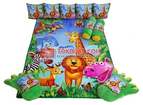 Karpet Rasfur Paket Biasa karpet selimut set karakter murah