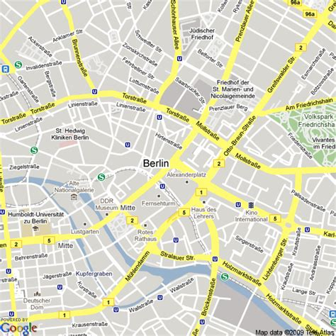 berlin germany map map of berlin germany hotels accommodation
