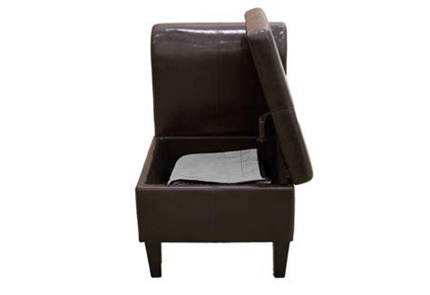 storage chair chair with storage sharper image