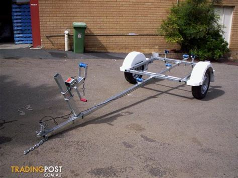 small boat trailer cheap trailer city 12 ft sq boat trailer for sale in rydalmere
