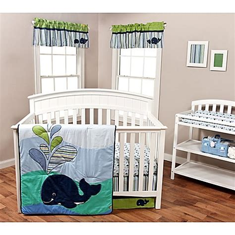 Trend Lab Crib Bedding Trend Lab 174 Anchors Away Crib Bedding Collection Buybuy Baby