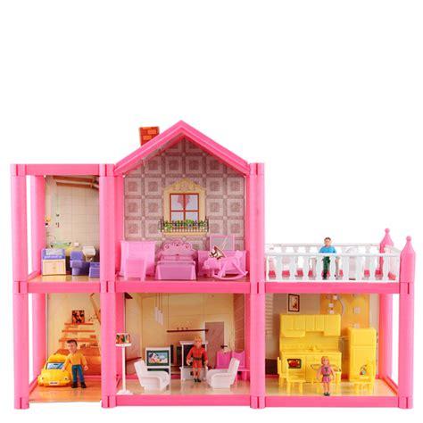 casa de juguete para ni os env 237 o libre diy montar villa casa juguetes para ni 241 os play