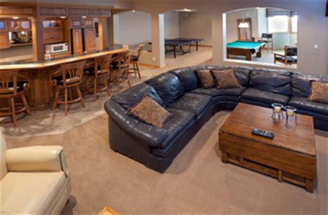 finished basement carpet waterproof basement floor matting installed in minnesota