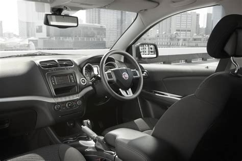 fiat freemont interior 2014 fiat freemont lounge review practical motoring