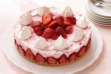 Open Kitchen Ideas by Strawberry Cheesecake Supreme Kraft Recipes