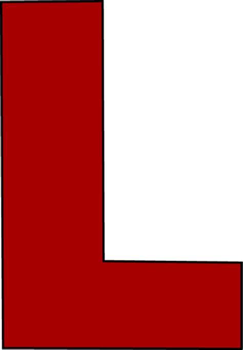 Clip L by Letter L Clip Letter L Image