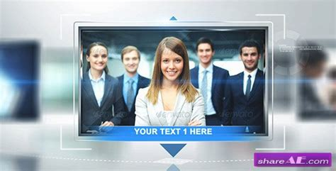 Corporate Carousel After Effects Project Videohive 187 Free After Effects Templates After After Effects Carousel Template