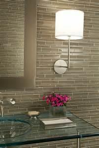 bathroom glass tile backsplash glass backsplash design ideas