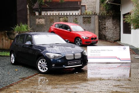 Bmw 1 Series Hatchback Price Philippines by Drive 2012 Bmw 116i And 118d Sport