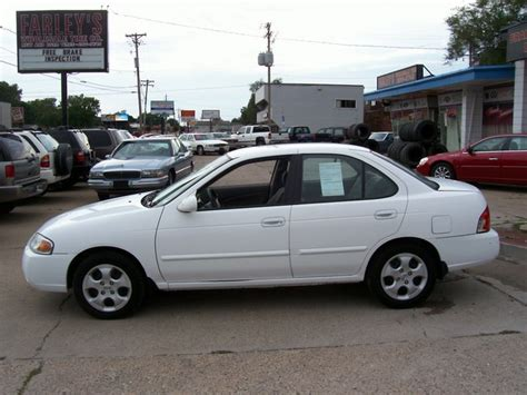white nissan 2004 image gallery 2004 sentra mpg