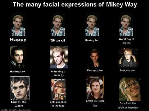 Mikey Way Memes - quotes by mikey way like success