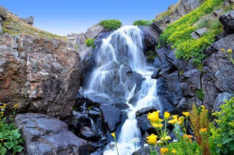 najwiekszy wodospad  polsce poronin bukowina